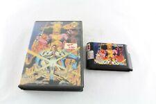 Sega Genesis (Megadrive) Saint Sword Video Game No Manual