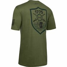 Under Armour 1343551 Men's UA Freedom By 1775 Graphic Tee Short Sleeve T-Shirt