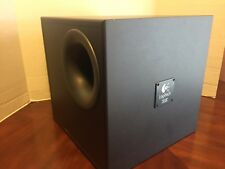Logitech THX Z-5300 Powered Subwoofer Sub Only Tested