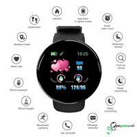 Smartwatch Orologio Fitness Uomo Donna, Smart Watch con Funzione Cardio da Polso
