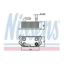 Fits Volvo S80 MK2 2.4 D5 Genuine OE Quality Nissens Gearbox Oil Cooler