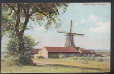 Netherlands Postcard - Badhuisweg, Zaandam    T2168