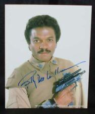 Billy Dee Williams ( Londo ) Star Wars Autographe