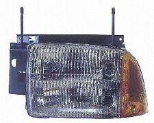 1995 1996 1997 CHEVROLET S10 BLAZER HEAD LIGHT LAMP PAIR LEFT & RIGHT SET