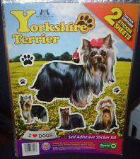 Yorkshire Terriers /'Love You Mum/' Girls//Ladies Denim Purse Wallet Chr MUM-D14JW