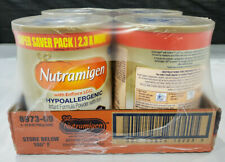 Enfamil Nutramigen Hypoallergenic Infant Formula w/ Enflora Lgg (27.8 oz, 4 pk)