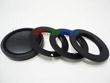 Ultra Slim Adapter 1mm 2mm 3mm 3pcs Set for M42 Lens to Sony E NEX 3 5N 5C + CAP