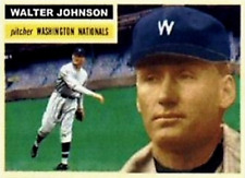 WALTER JOHNSON 56 ACEO ART CARD ### BUY 5 GET 1 FREE ### or 30% OFF 12 OR MORE