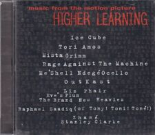 Higher Learning Soundtrack CD Ice Cube Rage Against The Machine Outkast FASTPOST