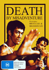 Bruce Lee DEATH BY MISADVENTURE - BIOGRAPHICAL DOCUMENTARY DVD