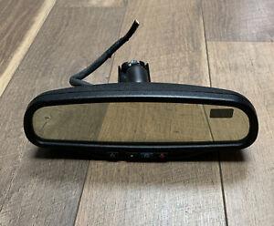 Pontiac Grand Prix Rearview Mirror OnStar Autodim Auto Dim Compass Temp 015607
