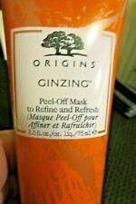 ORIGINS GINZING Peel-Off Mask to Refine and Refresh ~ Full size, New