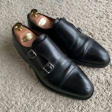 John Lobb William Double Monk Strap Shoes, UK 9 E - Last 9795 - VGC - RRP £995