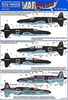 Kits World Decals 1/32 DORNIER Do-335A German WWII Fighter