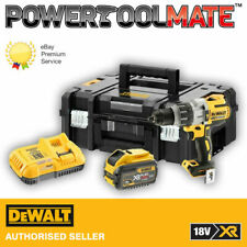Dewalt DCD996X1 18V Cordless XR 3 Speed Brushless Combi Drill - FLEXVOLT 9.0Ah