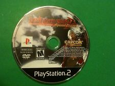 Devil May Cry 3: Dante's Awakening (Special Edition)  (PlayStation 2) PS2 Tested
