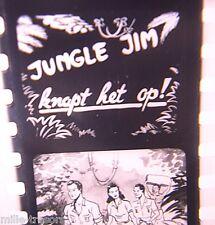 Film images fixes : JUNGLE JIM - TARZAN : Knapt het op ! - Version hollandaise