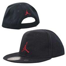 Gorras y sombreros de niño negras 100% algodón