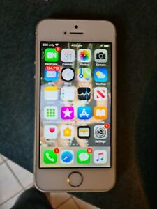 Apple iPhone 5s - 64GB - Silver (Unlocked) A1530 (GSM) (AU Stock)