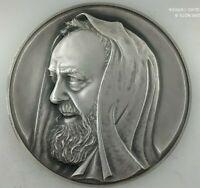 Medaglia Argento IPSZ Centenario nascita Padre Pio S. Giovanni Rotondo