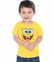 Spongebob Squarepants Face Infant T-Shirt