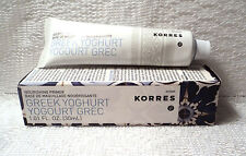 KORRES GREEK YOGHURT NOURISHING PRIMER - FULL SIZE 1.01 oz.- BOXED