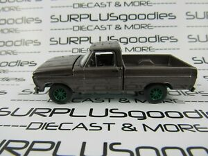 Greenlight 1:64 LOOSE 1970 '70 FORD F-100 F100 Pickup Truck GREEN MACHINE Chase