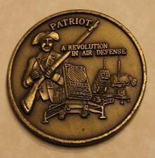 Patriot Missile Defense Korea DMZ Kunsan Osan Army Challenge Coin