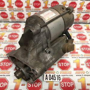 06 07 08 09  DODGE DURANGO 4.7L 5.7L ENGINE STARTER MOTOR 56029750AB OEM
