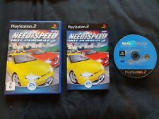 NEED FOR SPEED HOT PURSUIT 2 Sony Playstation 2 Game PS2