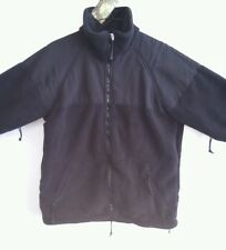 USMC Surplus Black Polartec 300 Fleece Jacket ECWCS Cold Weather Size Medium