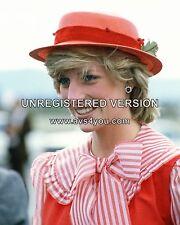"""Princess Diana 10"""" x 8"""" Photograph no 2"""