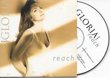 GLORIA ESTEFAN - Reach CD SINGLE 2TR EU CARDSLEEVE 1996 (Epic)