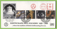 G.B. 2000 Sound & Vision official Havering meter mark First Day Cover Whitechape