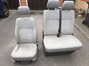 vw transporter t5 front seats Drives And Folding Passengers