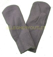 US Military USAF Wool Blend Aircrew Mittens Inserts Foliage Green Large EXC