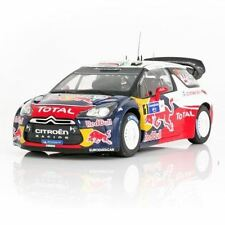 CITROEN DS3 WRC #2 WINNER RALLY MEXIQUE 2011 LOEB ELENA NOREV 181555 1/18 RALLYE