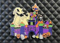 Oogie Boogie Fantasy Pin
