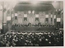 ANGERS c. 1930 - Édouard Daladier Présidente du Parti Radical Congrés - PRM 603