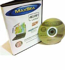 MaxSea Marine Navigation ECDIS Navigation Software for Windows
