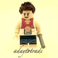 LEGO Collectable Mini Figure Team GB Relay Runner 8909-7 TGB003 R1334