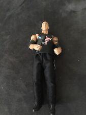 WWE Mattel Elite 14 The Rock Mit Mikro