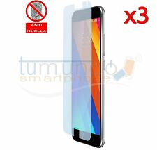 3x Protection Ecran Mate Anti-empreinte Pour Meizu MX5 en Espagne