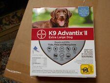 Bayer K9 Advantix Ii Flea Tick Mosquito Extra Large Dogs Over 55 lbs Single Dose