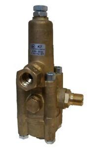 K7-1 Bypass valve Interpump 3000 psi 200 bar 8-15lpm Spitwater Jetwave Kerrick