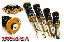 Yonaka Full Coilovers Honda Civic EK 96-00 Performance Lowering Shocks Springs