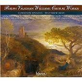 Vaughan Williams: Choral Works, Best,Corydon Singers,Vaughan Wil, Audio CD, New,
