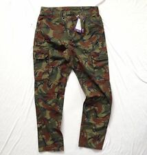 THE NORTH FACE PURPLE LABEL Mens Coolmax Stretch Twill Camouflage Cargo Pants 34