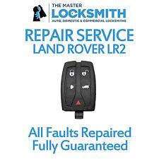 Repair Service For LAND ROVER Keys - Freelander 2 LR2