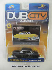Jada Dub City Old School   1:64 Die Cast 1953 Cadillac Series 62